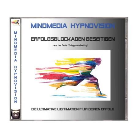 """Hypnose MP3 - Erfolgsblockaden beseitigen - Teil 5 der Serie """"Erfolgsmindsetting"""""""