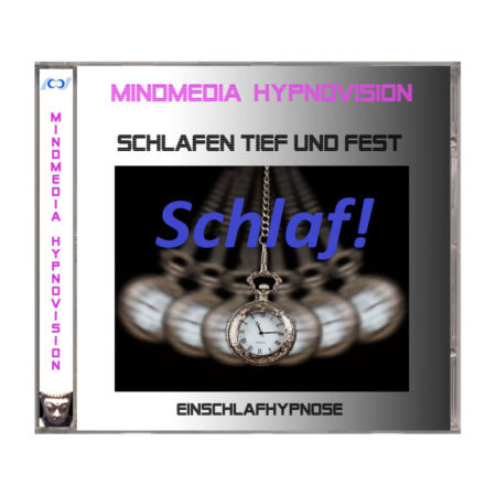 Hypnose MP3 - Schlafen tief und fest
