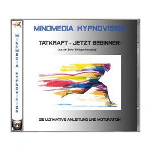 "Hypnose Mp3 - Tatkraft - Jetzt beginnen! Teil 4 der Serie ""Erfolgsmindsetting"""
