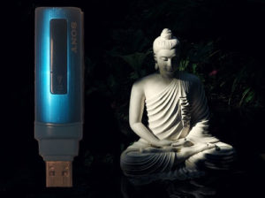 Buddha+MP3-Player