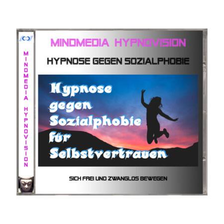Hypnose gegen Sozialphobie für Selbstvertrauen