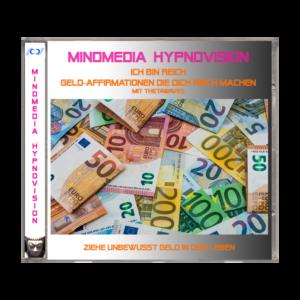 ICH BIN REICH – Geld-Affirmationen die Dich reich machen – mit Thetawaves zum Einschlafen
